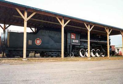 Locomotive '4008'