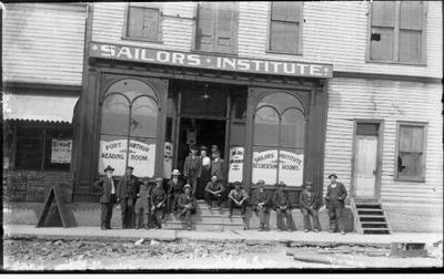 Royal Arthur Sailors' Institute (~1910)