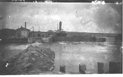 Dry dock (1911)