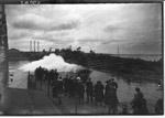 Launching of Trawler No. 38 (1918)