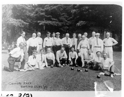 Bowling Club 1906