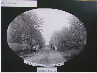 Lover's Lane, Looking South