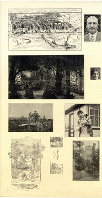 Illustrations used for Grimsby Park Programs