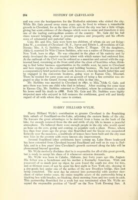 Harry Hilliard Wylie Biography