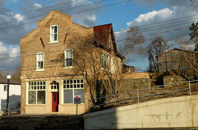 Old Flesherton Advance Building, Flesherton