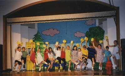Reunion Drama Club: You're a Good Man, Charlie Brown!
