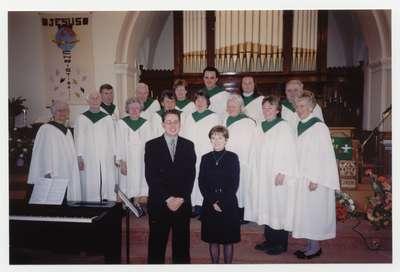 St. John's Church United Choir