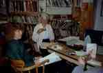 Flesherton Librarian, Wilda Allen, celebrates her certification