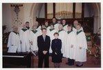 St. John's United Church Choir 2000