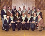 Prince Arthur Lodge Members celebrate 100 yrs.