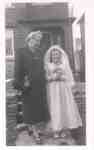 Agnes Macphail with a young Jolliffe