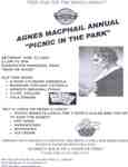 """Agnes Macphail Annual """"Picnic in the Park"""""""
