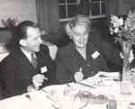 A.A. MacLeod & Agnes Macphail 1949
