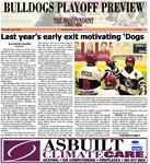 Bulldogs, page 1
