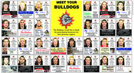 Bulldogs, page 2 and 3
