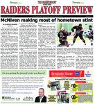 Raiders, page 1