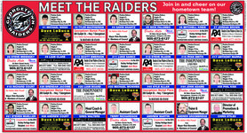 Raiders, page 4 and 5