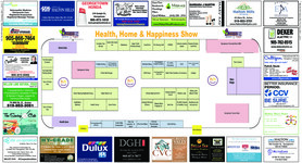 Health, Home, Happiness, page 4 and 5