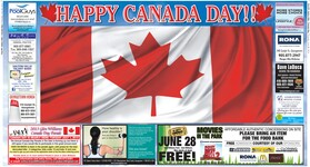 Canada Day, page 6 and 7