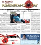 Remembrance Day, page 1