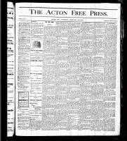 Acton Free Press (Acton, ON), February 24, 1876