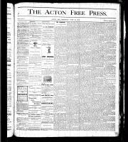Acton Free Press (Acton, ON), June 29, 1876