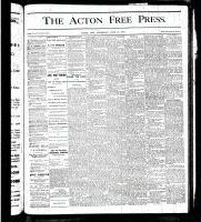 Acton Free Press (Acton, ON)14 Jun 1877