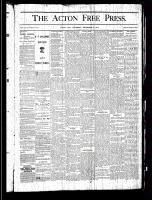 Acton Free Press (Acton, ON), September 12, 1878