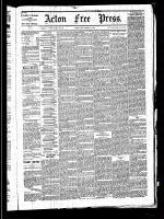 Acton Free Press (Acton, ON)13 Mar 1879