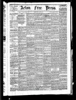 Acton Free Press (Acton, ON)3 Apr 1879