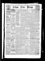 Acton Free Press (Acton, ON), March 18, 1880