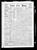 Acton Free Press (Acton, ON), April 8, 1880