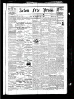 Acton Free Press (Acton, ON), May 13, 1880