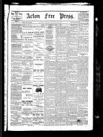 Acton Free Press (Acton, ON), June 17, 1880