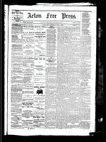 Acton Free Press (Acton, ON), June 31, 1880