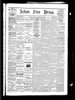 Acton Free Press (Acton, ON), July 8, 1880