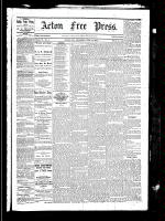 Acton Free Press (Acton, ON), July 15, 1880