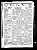 Acton Free Press (Acton, ON), July 22, 1880