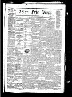 Acton Free Press (Acton, ON), August 19, 1880