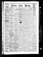 Acton Free Press (Acton, ON), January 6, 1881