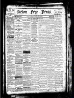 Acton Free Press (Acton, ON), March 17, 1881