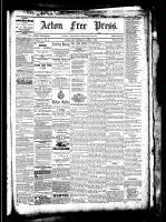 Acton Free Press (Acton, ON), April 7, 1881