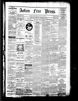 Acton Free Press (Acton, ON), December 22, 1881