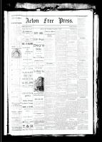 Acton Free Press (Acton, ON), March 15, 1883