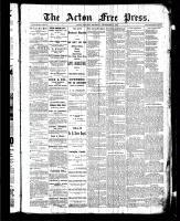 Acton Free Press (Acton, ON), September 24, 1885