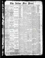 Acton Free Press (Acton, ON), April 12, 1888