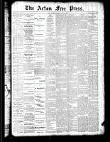 Acton Free Press (Acton, ON), May 17, 1888