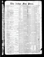 Acton Free Press (Acton, ON), June 14, 1888