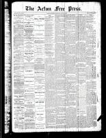 Acton Free Press (Acton, ON), June 28, 1888
