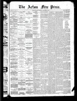 Acton Free Press (Acton, ON), September 12, 1889